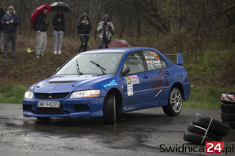 W weekend 3. Rally Kegger, czyli rajdowe szaleństwo w Świdnicy! [VIDEO]