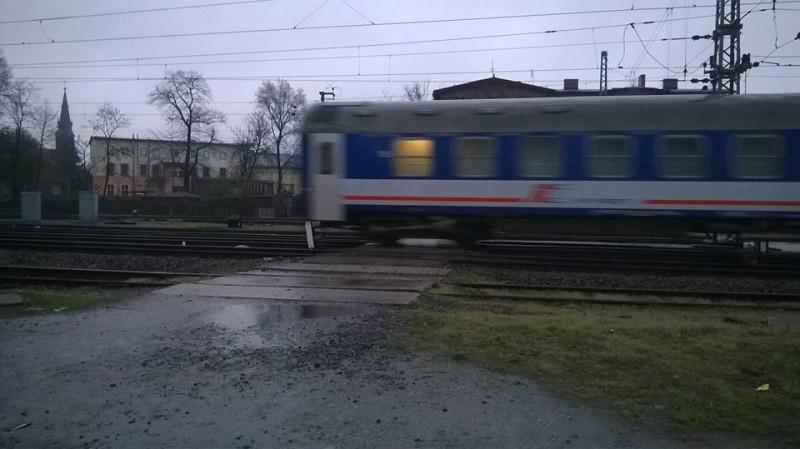 pociąg Jaworzyna