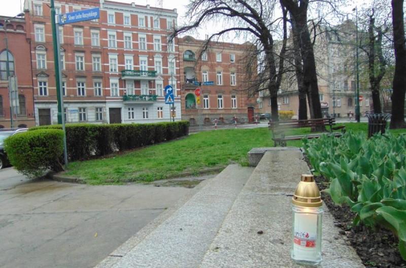 skwer L. Kaczyńskiego