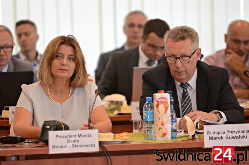 Absolutorium Pani Prezydent Beaty Moskal - Słaniewskiej (5)