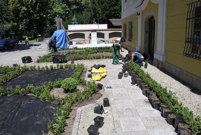 barokowy ogrod 2