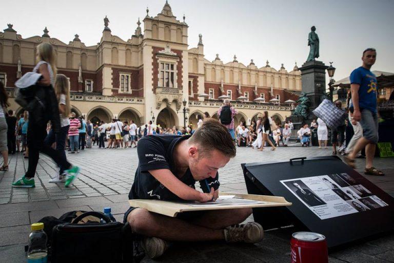 Mariusz narysował Polskę [FOTO]
