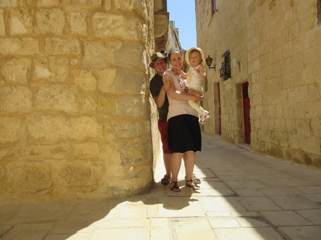 Małki w podróży: Jedziemy na Maltę cz. 1