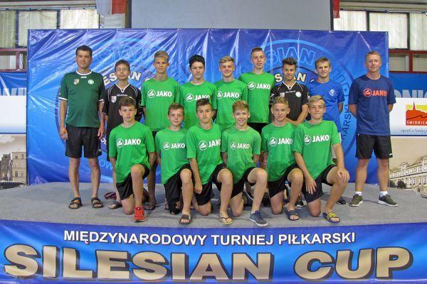 Polonia-Stal I - U14
