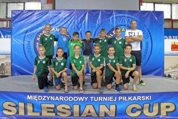Polonia-Stal II - U12