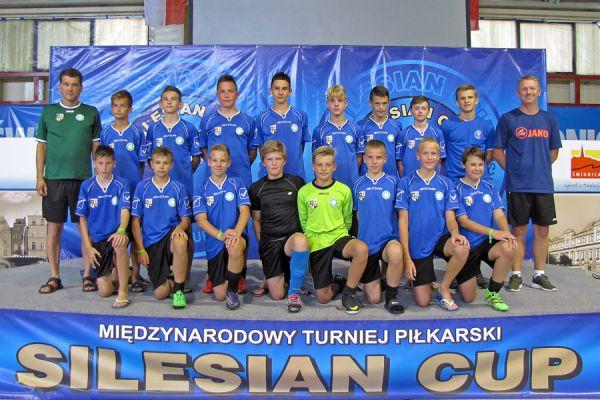 Polonia-Stal II - U14