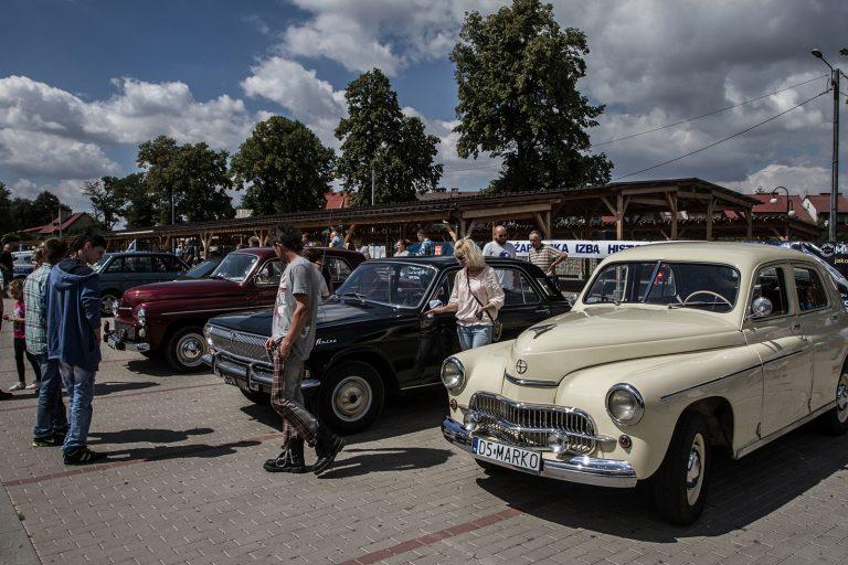 Motoryzacyjne spotkanie w Żarowie