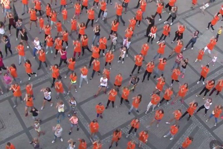 Flashmove w Świdnicy. Zatańcz na Rynku!