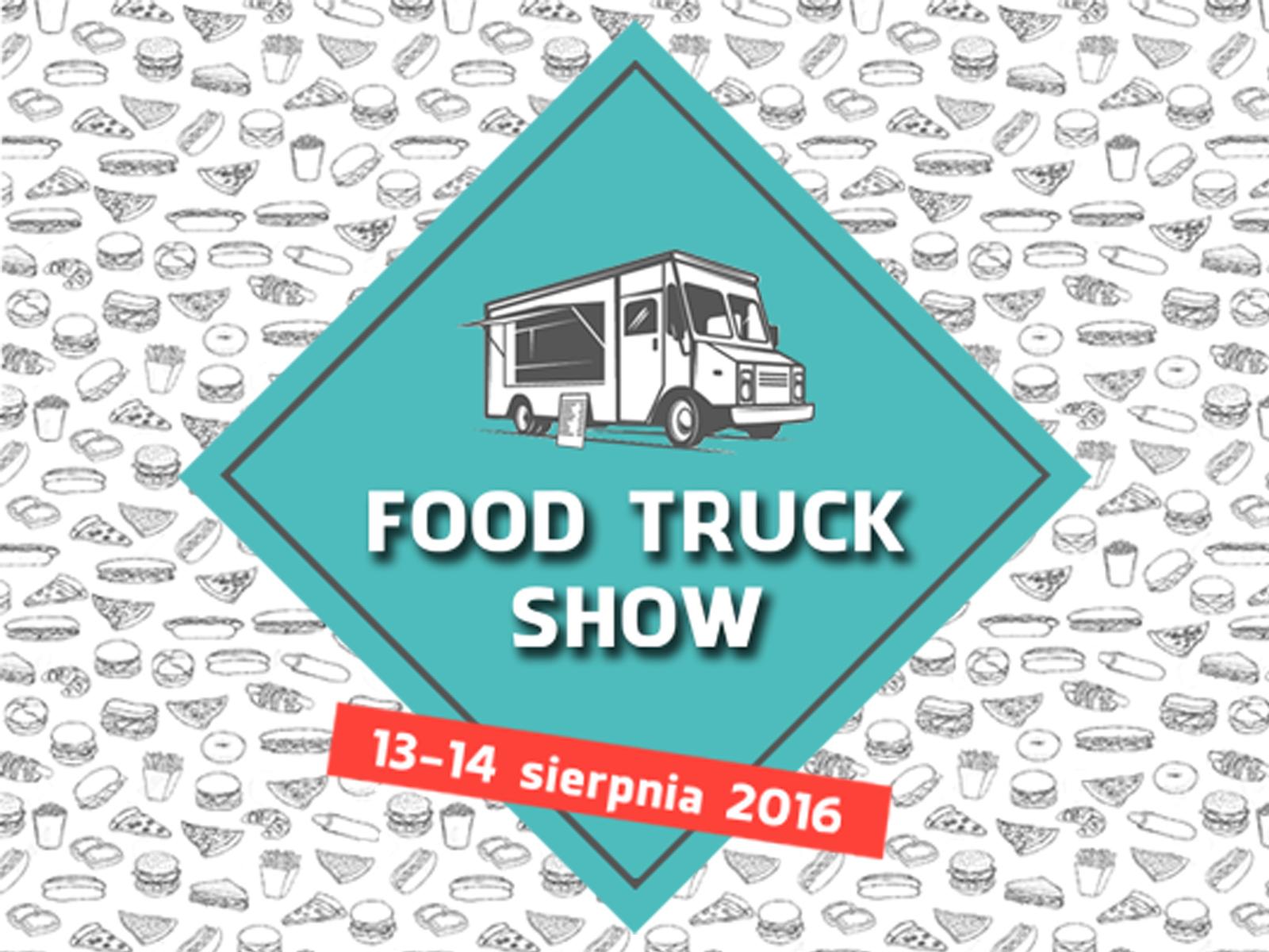 plakat Food Truck