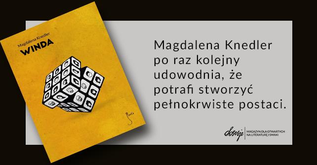 Obsesyjna Biblioteczka Agnieszki: Winda