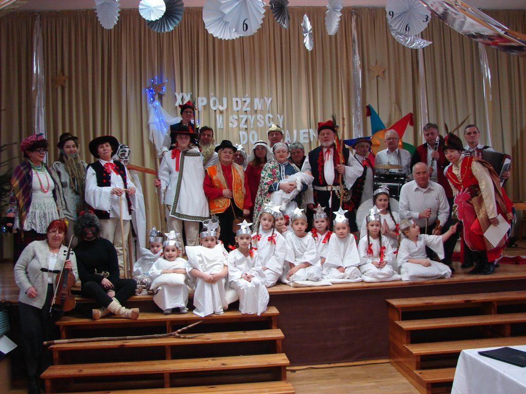 Teatrzyk Obrzedowy Tradycja z Bystrzycy G. nagroda