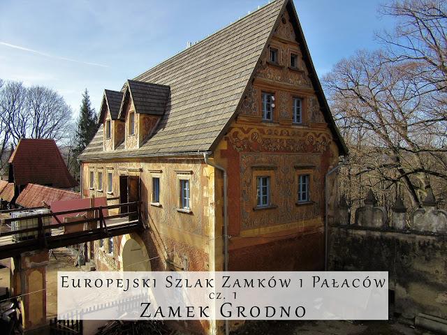 Małki w podróży: Zamek Grodno