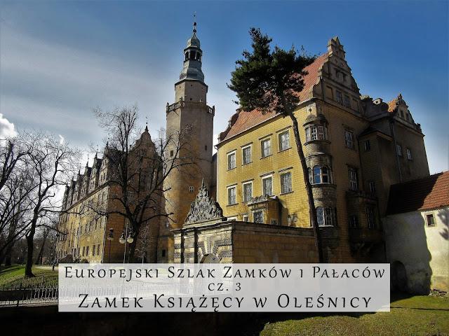 Małki w podróży: Zamek Książęcy w Oleśnicy