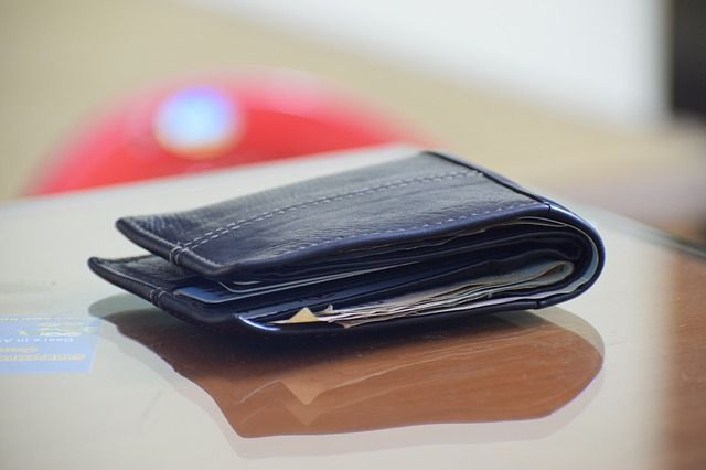 Zgubiono portfel