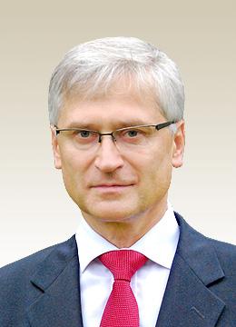Radny Janusz Solecki
