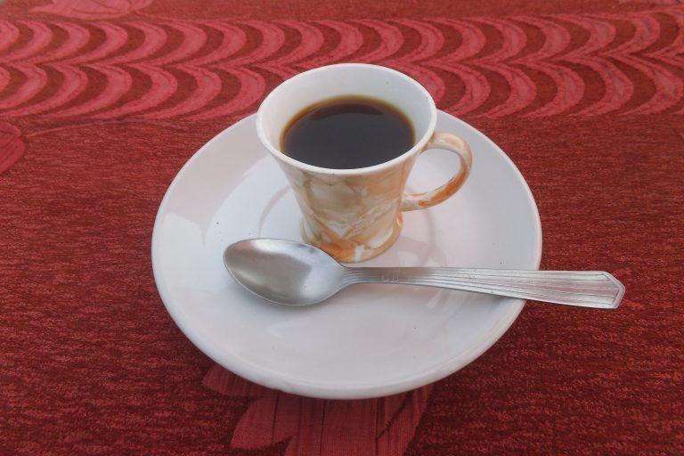 Belfer w podróży: Kawa, kawusia