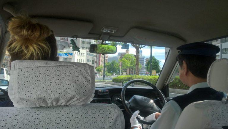 Belfer w podróży: Transport w Japonii