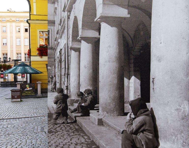 Świdnica wczoraj i dziś. Rynek – Teatr