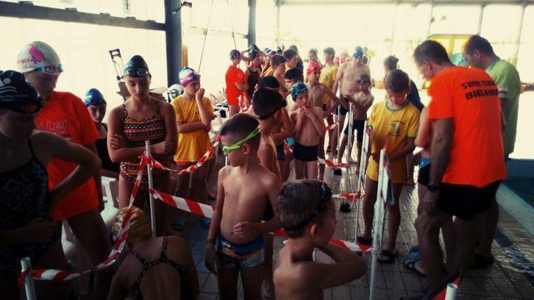Pływacy Rekina rozpoczęli nowy sezon