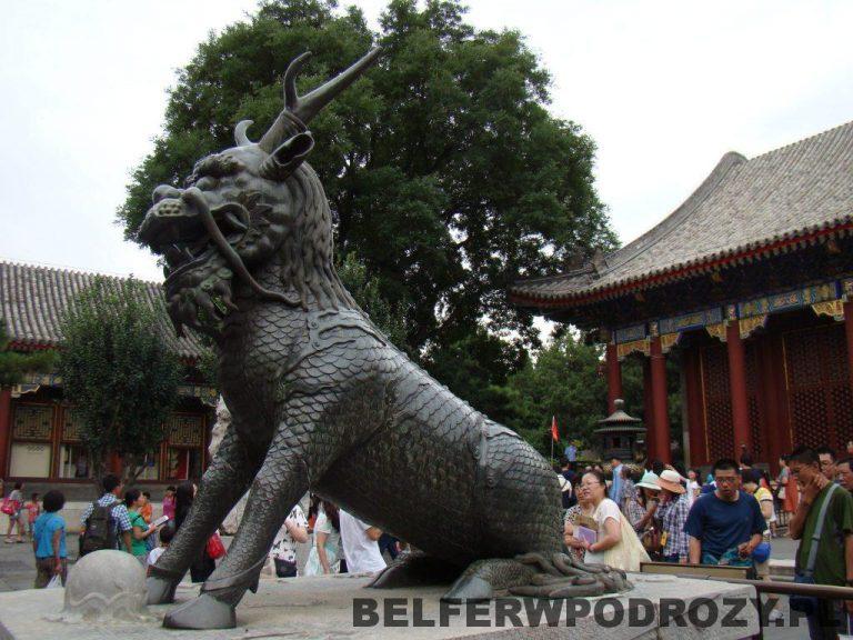 Belfer w podróży: Letni Pałac chińskich cesarzy