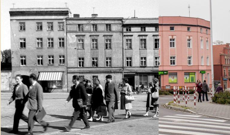 Świdnica wczoraj i dziś. Plac Wolności