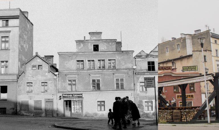 Świdnica wczoraj i dziś. Ul. Równa