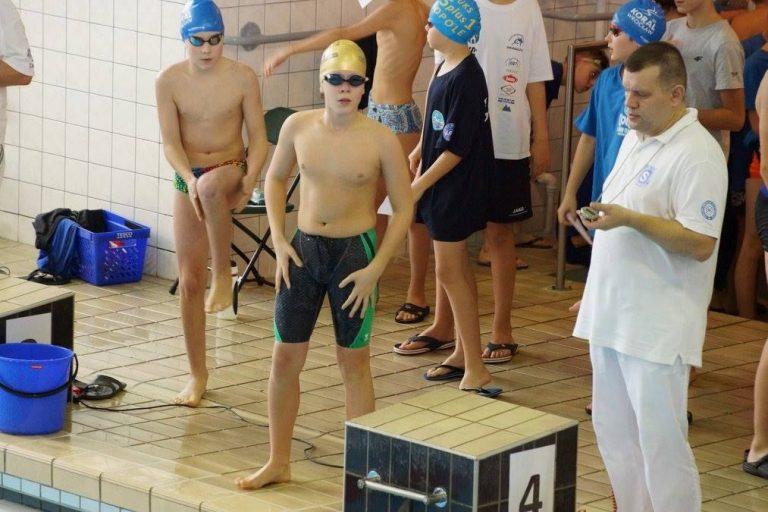 Świetny start pływaków Rekina w Świdnicy