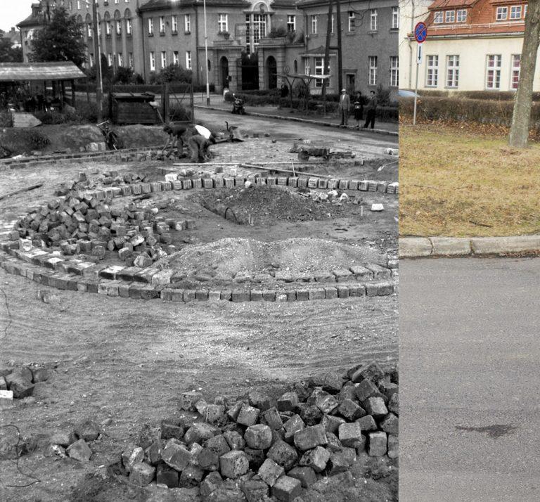 Świdnica wczoraj i dziś. Ul. Strzelińska