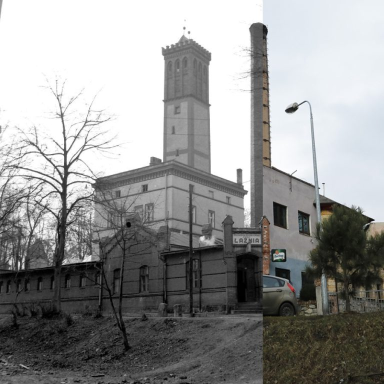 Świdnica wczoraj i dziś. Plac Ludowy