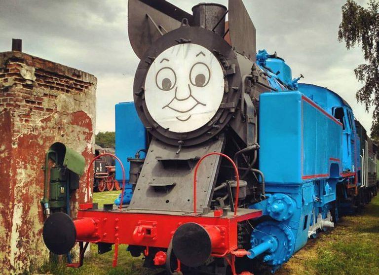 Dzień Dziecka z Tomkiem i Przyjaciółmi w Muzeum Kolejnictwa