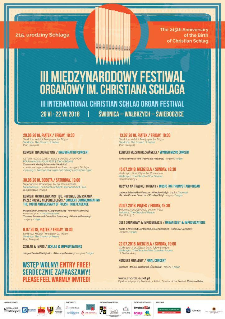 III Międzynarodowy Festiwal im. Christiana Schlaga
