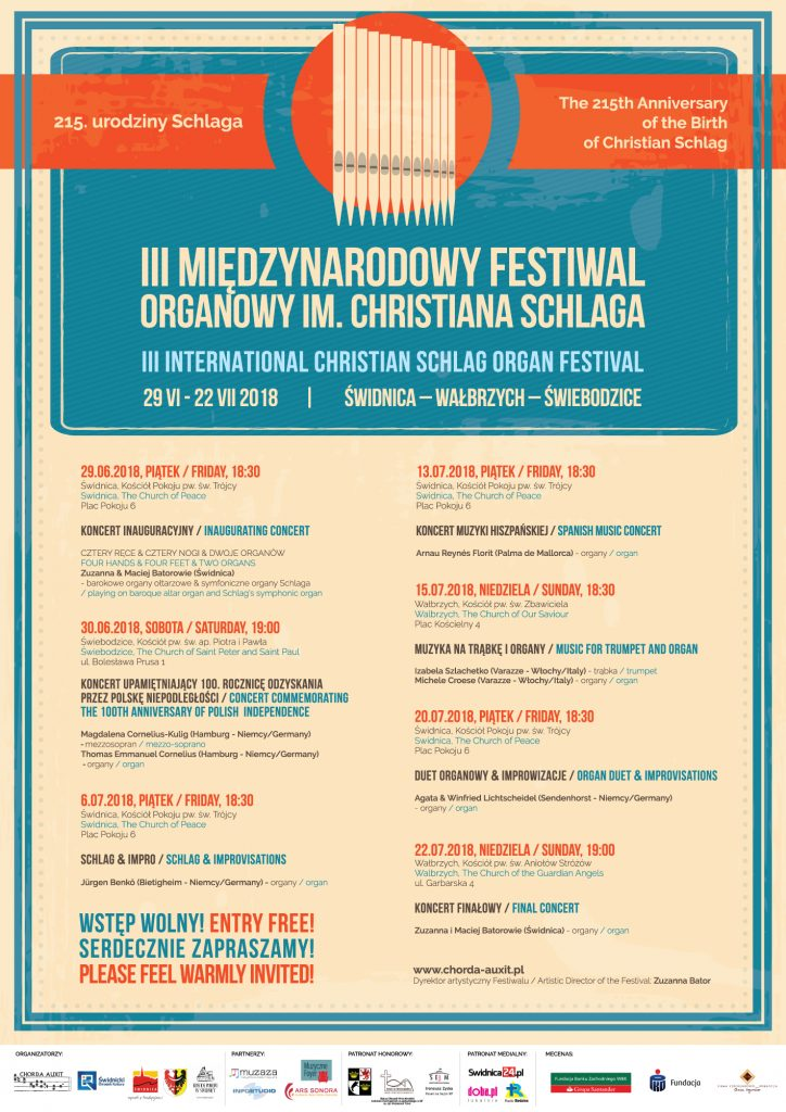 II Międzynarodowy Festiwal im. Christiana Schlaga