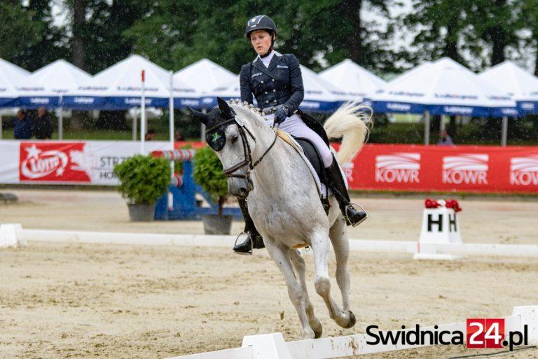 Szwedka liderką konkursu Lotto Strzegom Horse Trials [FOTO]