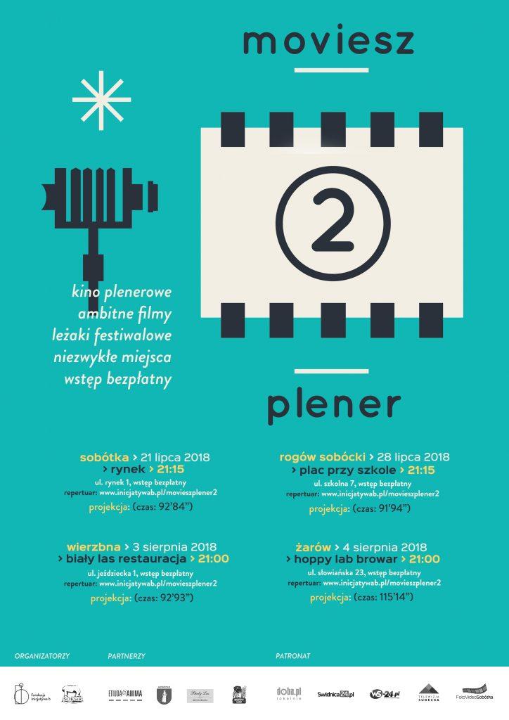 Letnie kino plenerowe @ Wierzbna | Wierzbna | Województwo dolnośląskie | Polska