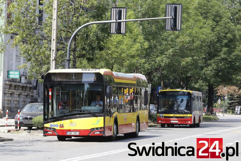 Kolejne zmiany w świdnickiej komunikacji miejskiej