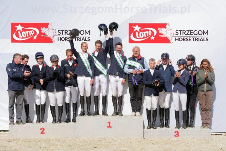 LOTTO Strzegom Horse Trials: Triumf Francuzów, Polacy tuż za podium!