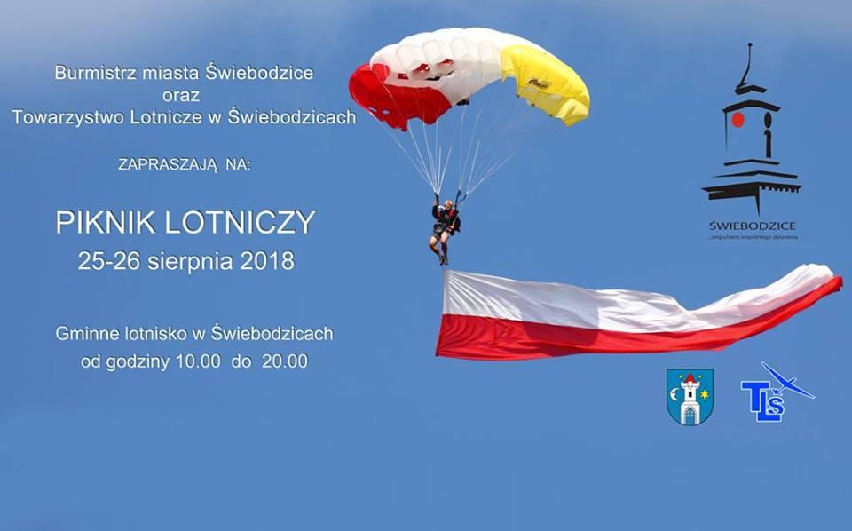 Piknik lotniczy @ Świebodzice | Świebodzice | Województwo dolnośląskie | Polska