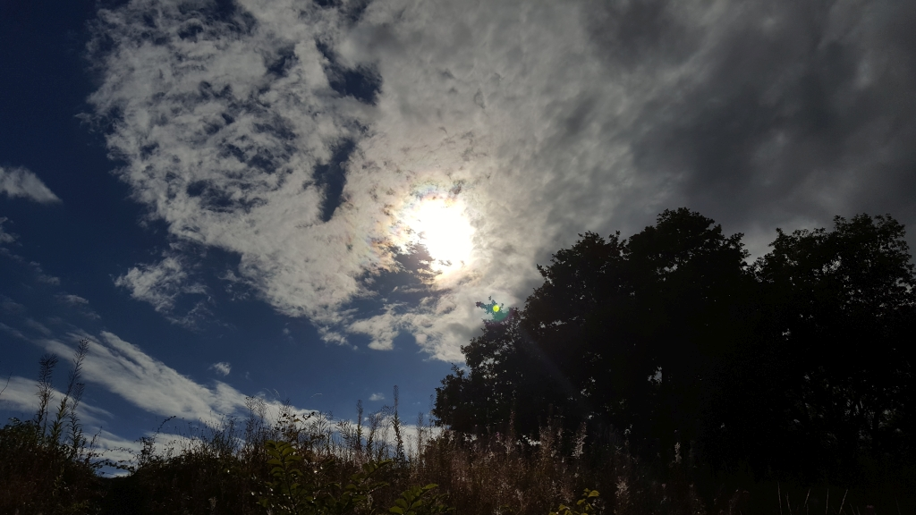Niebo nad Rugby, fot. Anna Musiał