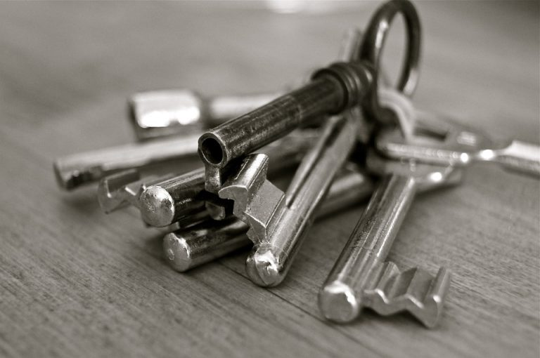 Zgubiono klucze