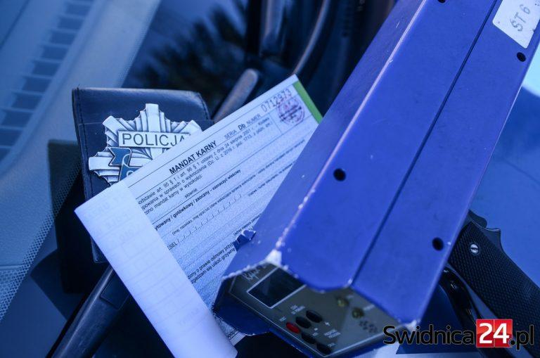 Rekordowa liczba zatrzymanych praw jazdy