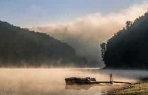 Jezioro Lubachowskie, fot. Łukasz Rokicki