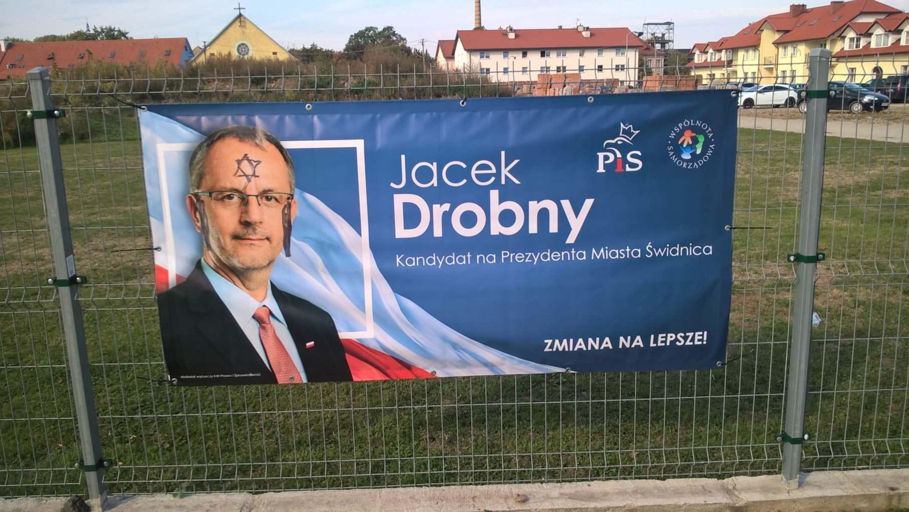 Plakaty Wyborcze Na Celowniku Swidnica24pl Wydarzenia