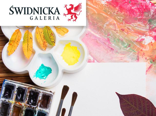 Kolorowa jesień w Galerii Świdnickiej!