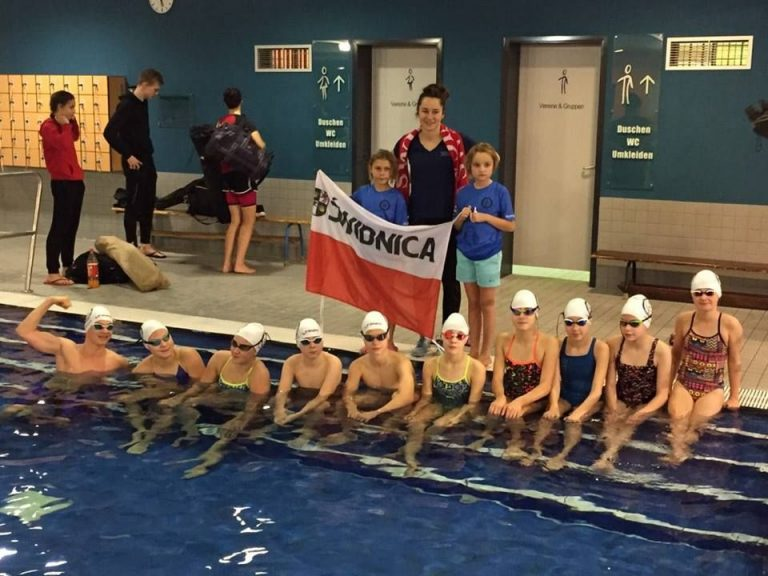Pływacy Neptuna na podium w Goerlitz