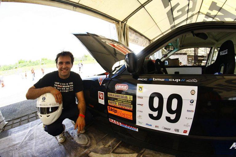 Świdnicki kierowca kandydatem do brytyjskiej Formuły Ford