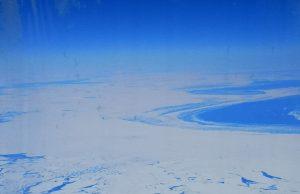 U wybrzeży Grenlandii, fot. Sebastian Dziedzic