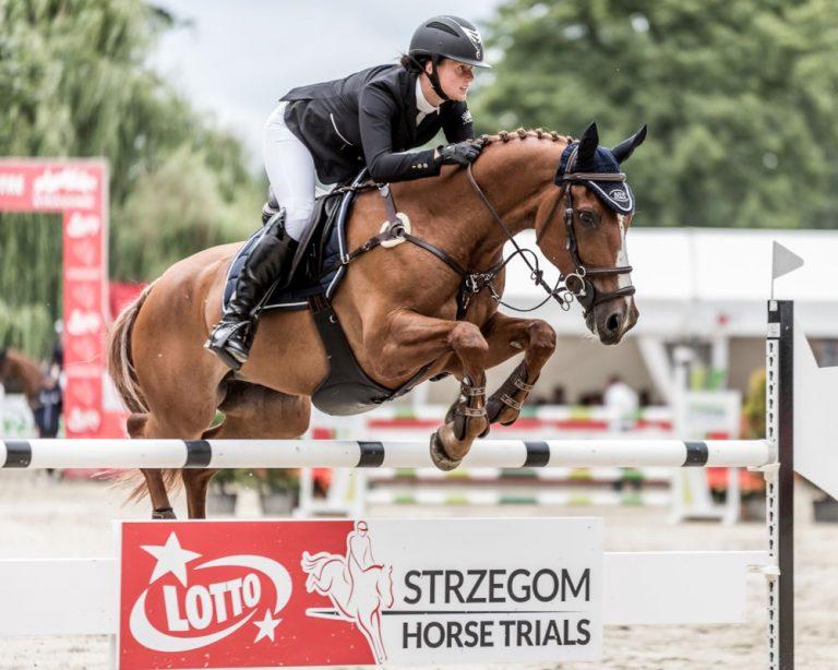 Zawody Strzegom Horse Trials ze sponsorem tytularnym
