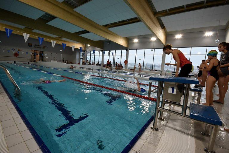 Pierwsze oficjalne zawody triathlonowe dla dzieci