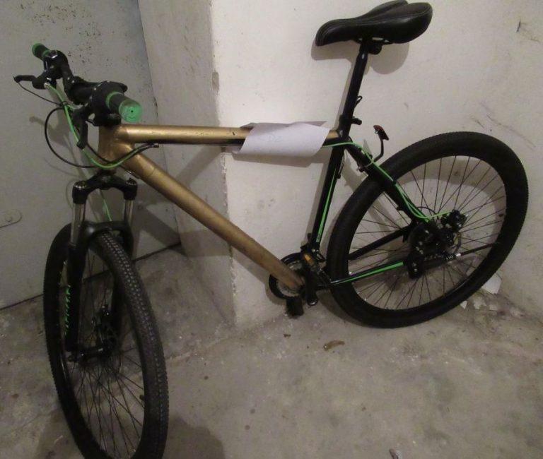 Czyj wózek, czyj rower?