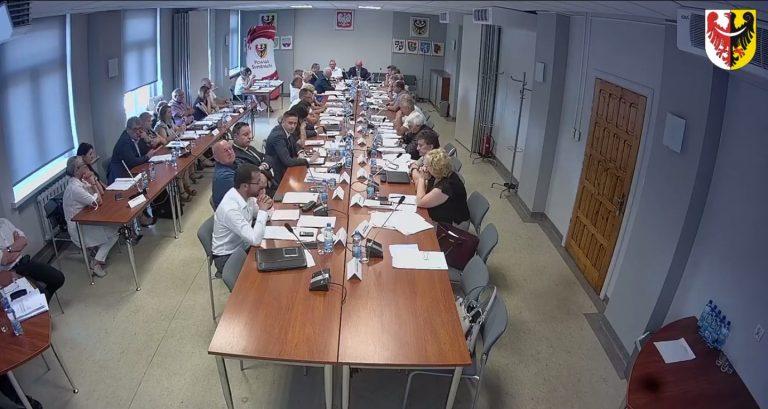Współpraca z organizacjami pozarządowymi i zmiana budżetu. Zbliża się sesja Rady Powiatu